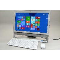 【中古】NEC LAVIE Desk All-in-one DA370/BAWPC-DA370BAW ファインホワイト