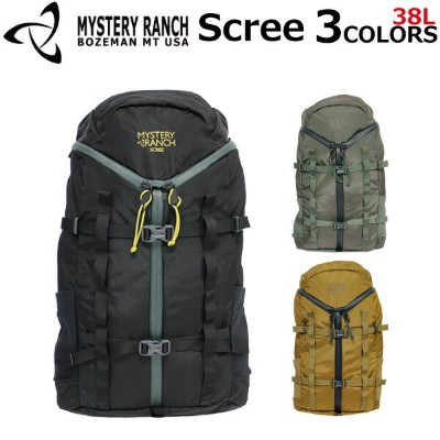 MYSTERY RANCH ミステリーランチ Scree スクリー バックパックリュック リュックサック バッグ メンズ A3 38Lプレゼント ギフト 通勤 通学 送料無料