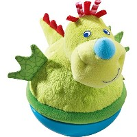 Haba Roly Poly Dragon Soft Wobbling Toy 300422 by HABA