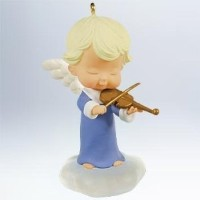 2011Viola Mary 's Angels # 24InシリーズホールマークOrnament