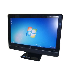 Windows7 液晶一体型 HP Compaq 8200 Elite All-in-One Core i3-2120 3.3GHz/4GB/250GB/DVD-ROMWPS Office付き...