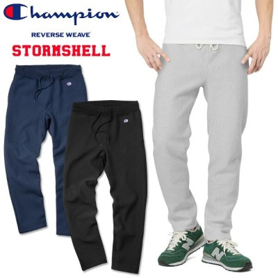 割引クーポン対象!★Champion チャンピオン REVERSE WEAVE STORM SHELL SWEAT PANTS C3-L204