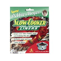 Debbie Meyer Slow Cooker Liners (4-Count) by Debbie Meyer