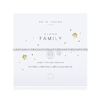 Katie Loxton A Littleファミリブレスレット