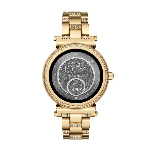 レディース MICHAEL KORS ACCESS Sofie Touchscreen Smartwatch スマートウォッチ ゴールド
