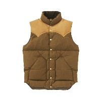 ★SALE 30%OFF★ ロッキー マウンテン Rocky Mountain Featherbed PARAFFIN DOWN VEST BROWN ブラウン  '17 ロッキーマウンテン...