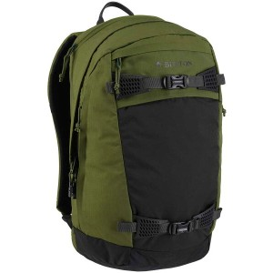 BURTON Day Hiker [28L] 2018FW Rifle Green Ripstop【正規品】