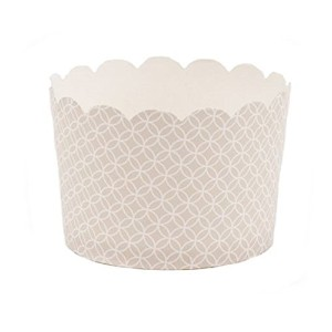 Simply Baked Paper Baking Cup オフホワイト CJB-103