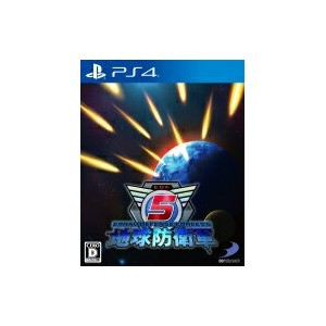 【送料無料】 Game Soft (PlayStation 4) / 地球防衛軍 5 【GAME】