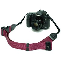 diagnl Ninja Camera Strap 38mm Wine