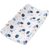 aden + anais Organic Changing Pad Cover, Into The Woods by aden + anais