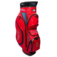 Los Angeles Angels Clubhouse Cart Bag キャディバッグ 【ゴルフ バッグ>カートバッグ】
