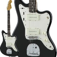 Fender Traditional 60s Jazzmaster (Black) [Made in Japan] 【数量限定!ギターアンプ VOX Pathfinder10プレゼント!!】 ...