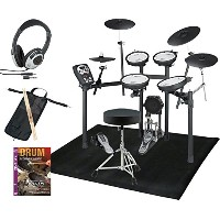 Roland ローランド V-Drums イケベ楽器オリジナルセット TD-11KV-S 3-Cymbals Extra Set / Single Pedal