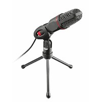 TRUST GAMING GXT 212 Mico USB Microphone(正規保証品)