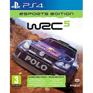 WRC 5 Esports Edition - PlayStation 4