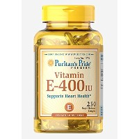 ビタミンE-400IU250錠 Vitamin E-400IU250Softgels