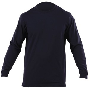 5.11 Tactical # 72318 Professional Long Sleeve Tee ( Fire Navy )