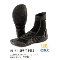 SURF 8 Boots スプリットソールブーツ 遠赤放熱ジャージIFR 3mm