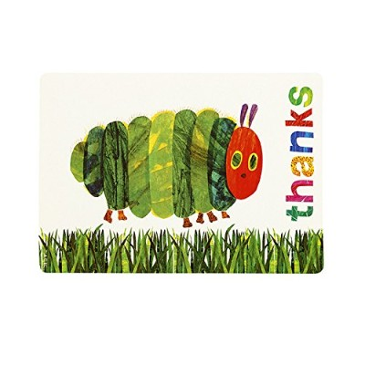 Talking Tables The Very Hungry Caterpillar Thank Youカード12パック、マルチカラー