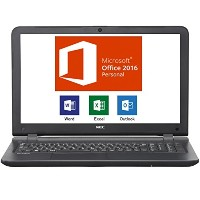 【MS Office搭載】NEC VersaPro VF Windows7 Professional 32bit Celeron 4GB 500GB DVDスーパーマルチ 高速無線LAN...