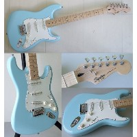 Squier by Fender スクワイア エレキギター Deluxe Stratocaster DBL/M