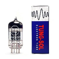 Tung-Sol 12AU7 Preamp Vacuum Tube Single [並行輸入品]