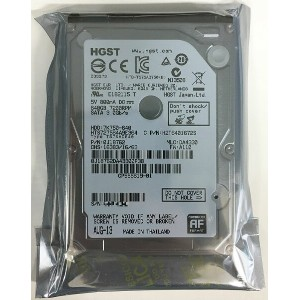 [HGST] 日立 Travelstar 7K750 2.5inch HDD 640GB SATA 7200回転 9.5mm厚 HTS727564A9E364
