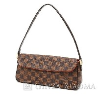 LOUIS VUITTON ルイヴィトン ダミエ レコレーター N51299 ハンドバッグ 【中古】