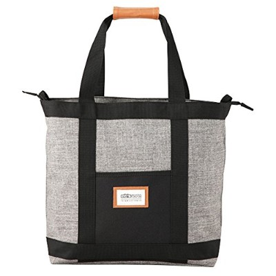 eb's (エビス) スノーボード ブーツケース CONTAINER TOTE HEATHER GREY コンテナー・トート