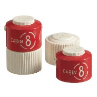 midwest-cbk Thermos Salt and Pepper Shaker、2のセット