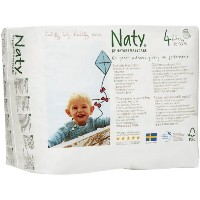Naty Training Pants-Size 4-88 Count by Naty