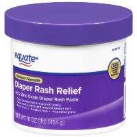 Equate Maximum Strength Diaper Rash Relief, 16 oz by Equate