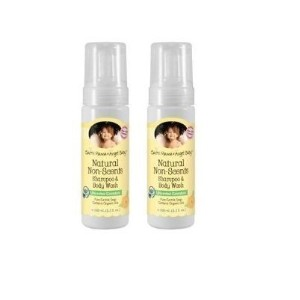 Earth Mama Angel Baby Natural Non-Scents Shampoo & Body Wash Unscented Calendula -- 5.3 fl oz by...