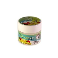 The Original CJ's BUTTerテつョ All Natural Shea Butter Balm - Monkey Farts, .35 oz. Mini by CJ's Butter