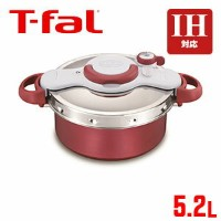 ティファール T-fal クリプソ ミニット デュオ 5.2L◇3~5人用 IH対応 圧力鍋 両手鍋 楽天 通販 暮らし楽市