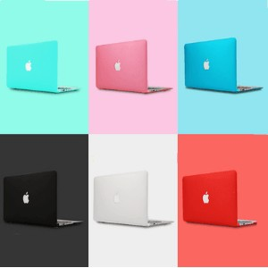 Apple laptop case macbook12 inch air13 inch pro frosted transparent