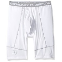 Under Armour Boys 'スライダwith Cupソリッド ホワイト