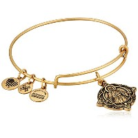 Alex and Ani Jesus EWBバングルブレスレット Expandable