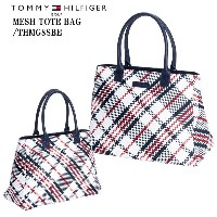 【2018SS/TOMMY_HILFIGER/トミーヒルフィガー】【THMG8SBE】【MESH_TOTE_BAG/メッシュトートバッグ】【05P18Jun16】