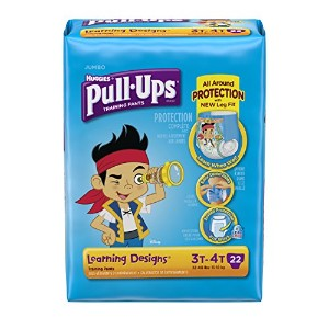 Huggies Pull-Ups Learning Designs Training Pants - Boys - Jumbo Pack - 22 ct., Size 22 ct by...
