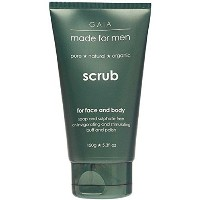 【GAIA】Face & Body Scrub made for men ガイア メンズ フェイス&ボディスクラブ 150g 3個セット