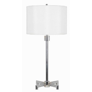 Kenroy Home 32154CH Rogue Table Lamp by Kenroy Home