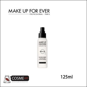 MAKE UP FOR EVER / メイクアップ フォーエバー ミスト & フィックス 125ml(71080)