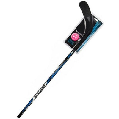 BAUER/バウアー SH100 STICK AND BALL COMBO #1049654 【アイスホッケーギフト】