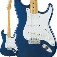 Fender Traditional '58 Stratocaster (Sapphire Blue Trans) [Made in Japan] 【ikbp5】