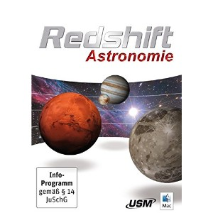Redshift Astronomie (Mac)