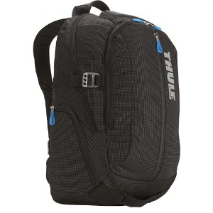 """Thule Crossover 25L Backpack-Black For MacBook Pro 17""""  日本正規代理店品 CS3591 TCBP-117BLK"""