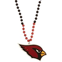 NFL Arizona Cardinals 2012チームロゴビーズネックレス