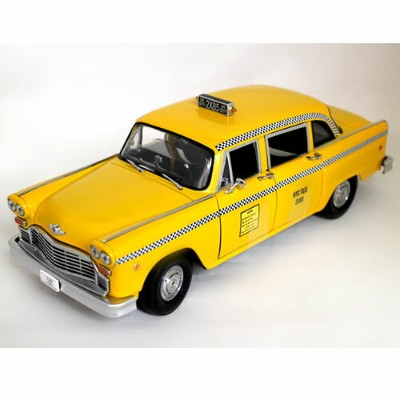PHOEBE BUFFAY 'S 1977 CHECKER TAXI FRIENDS THE TV SERIES 1/18 GREENLIGHT 12038円【 フレンズ フィービー ミニカー...